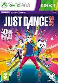 Just Dance 2018 Xbox360 kaanepilt
