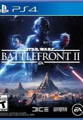Star Wars Battelfront II PS4 kaanepilt