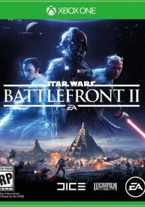 Star Wars Battlefront II XBOX ONE kaanepilt
